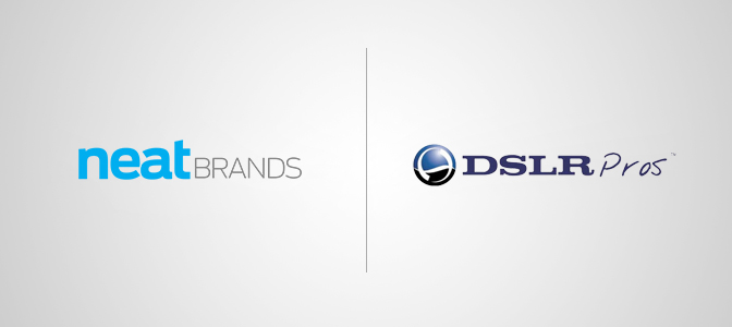 Neat Brands Acquires DSLRPros for Undisclosed Amount